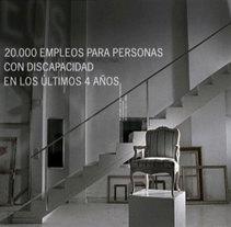 ONCE 20th aniversary. Un proyecto de Publicidad y Motion Graphics de Lorenzo Bennassar - Viernes, 17 de septiembre de 2010 21:45:18 +0200