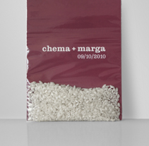 Chema & Marga. A Graphic Design project by La caja de tipos  - Feb 01 2010 12:00 AM