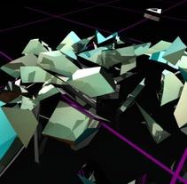 Asteroids - GSG retro contest. A Motion Graphics project by Oscar Arias - Sep 20 2010 01:42 PM