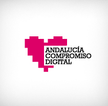 Andalucía Compromiso Digital. A Design, and Advertising project by Pablo Caravaca - 21-09-2010