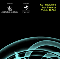 Ayto. Córdoba. Un proyecto de Diseño, Publicidad e Instalaciones de Pablo Caravaca - 22-09-2010