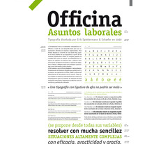 Especimen Officina. A Design project by Máximo Sánchez Luna - Oct 09 2010 12:11 AM