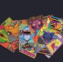 SoundSick (+velckro) . A Design&Illustration project by CROMANTICO creative services         - 25.10.2010