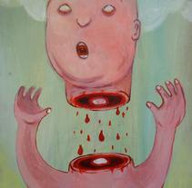 Pesadillas surrealistas. A Illustration project by Guillermo Vazquez Lopez de la Llave - 29-10-2010