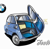 BMW Isetta. A Design, and Photograph project by ivank         - 05.11.2010