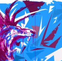 4 ilustraciones para un león.. Un proyecto de Ilustración de Francisco Javier Gómez López - 07-11-2010