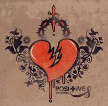 Positive Ankhside. A Design&Illustration project by Patxi Pérez - 13-11-2010