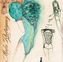 Vestuario para Mala Rodriguez. A Design&Illustration project by Laura Torroba - 13-11-2010