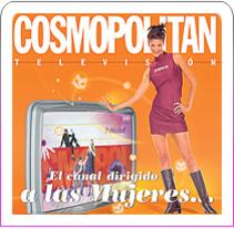 Cosmopolitan™ TV. Un proyecto de Diseño, Publicidad y UI / UX de Alexandre Martin Villacastin - 24-11-2010