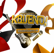 CONÉCTATE A KBUENO!. A Advertising, Music, Audio, Motion Graphics, Film, Video, TV, and 3D project by lineker - 27-11-2010
