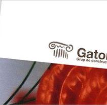 Gaton, grupo de construcción. Un proyecto de Desarrollo de software de Carlos Matheu Armengol - Lunes, 29 de noviembre de 2010 10:42:42 +0100