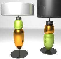 BETTLE LAMP. A Design project by Fran  Aniorte noguera         - 08.12.2010