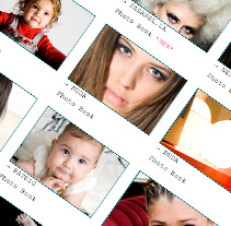 Juli Fotògraf. Um projeto de Design e Fotografia de COBA         - 12.12.2010