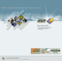ASIF. A Design, Advertising, Software Development&IT project by César Candela - 30-12-2010