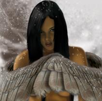 Frio invierno. A Illustration project by Fabián García Bailén - Jan 12 2011 05:11 PM