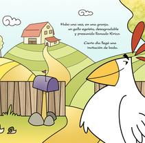 El Gallo Kiriko - Cuento Interactivo. Un proyecto de Ilustración de RQL MAYORAL         - 13.01.2011