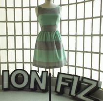 """ION FIZ  """"Atelier"""". Um projeto de  de Irene Trincado         - 14.01.2011"""
