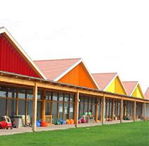 Escuela Infantil Garabatos. A  project by Marcos Cabañas - Jan 24 2011 08:57 PM