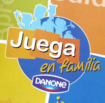 Danone: Juega en família. A Design, and Advertising project by unomismito (Rafa Reig) - 27-01-2011