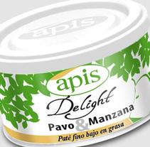 Apis Delight. Un proyecto de Diseño e Ilustración de Blanca Sánchez-Escribano Vidrié         - 31.01.2011