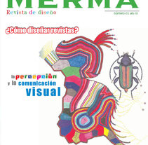 Revista MERMA. A Design&Illustration project by Sara Fitta         - 04.02.2011