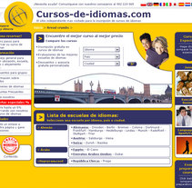 Language Course. Um projeto de Design, Publicidade, Desenvolvimento de software e UI / UX de Rafael Campoverde Durán         - 07.02.2011