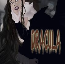 Drácula. Um projeto de Design e Ilustração de anabel sánchez blanch         - 08.02.2011