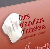 Curs Auxiliars d'hoteleria. Un proyecto de  de Àngel Marginet         - 08.02.2011