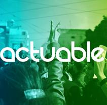 Actuable. Un proyecto de Diseño de Rubén Galgo - 21.02.2011