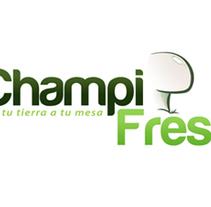 ChampiFress. Un proyecto de Diseño de Eduardo  Montoya Creando         - 03.03.2011