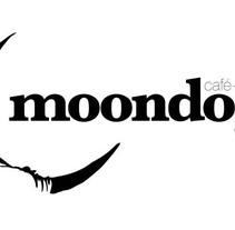 Logotipo Cafe-Jazz Moondog. Um projeto de  de María José Arce         - 11.03.2011