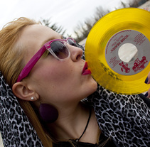 colores y música. A Advertising, and Photograph project by Sandra Sanz         - 12.03.2011