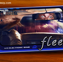 Flee . A Design, Illustration, and Motion Graphics project by Jesús Pedro Pacheco Mariscal         - 14.03.2011