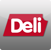 Identidad Corporativa Deli. Un proyecto de Diseño de David Collado         - 22.03.2011