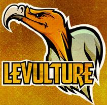 Logo LEVULTURE VALENCIA. Un proyecto de Diseño e Ilustración de Leonardo Paciarotti Di Maggio - 25-03-2011