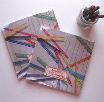 Participacion en Anuario de Ilustradores. Um projeto de Design e Ilustração de ESTUDIO MUCHA ariela alfonso / veronica scherini         - 02.04.2011