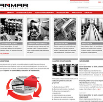 Anmar. A Design, Software Development&IT project by Cristóbal Zaragoza Linares         - 05.10.2011
