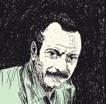 Poetas de la canción. Un proyecto de Ilustración de Miguel Sánchez Lindo         - 25.05.2011