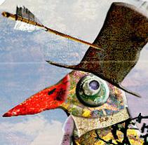 ILUSTRACIÓN editorial & JUVENIL-INFANTIL. Un proyecto de Ilustración de Rh  Fernando  Halcón - 01-06-2011