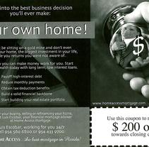 Home Access Mortgage. Un proyecto de Diseño de Manuel Hernández Marcenaro         - 01.06.2011