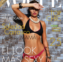 Magazine Vogue. A Design, and Advertising project by Luis Fernández-Pacheco Ruiz - Jun 01 2011 10:02 PM