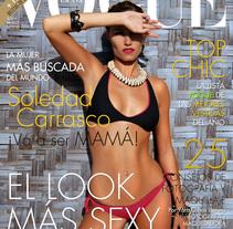 Magazine Vogue. Un proyecto de Diseño y Publicidad de Luis Fernández-Pacheco Ruiz - Miércoles, 01 de junio de 2011 22:02:47 +0200