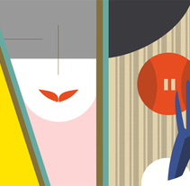 Oxxo magazine. A Design&Illustration project by Juanjo G. Oller         - 13.06.2011