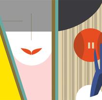 Oxxo magazine. Un proyecto de Diseño e Ilustración de Juanjo G. Oller - 13-06-2011