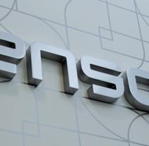 ENSO. Un proyecto de Diseño, Ilustración, Publicidad, Instalaciones y Fotografía de DUPLO Comunicació Gràfica         - 11.07.2011