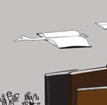 Ilustración artículo . A Design&Illustration project by eva megia martinez         - 19.07.2011
