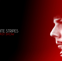 THE WHITE STRIPES: . A Design, Illustration, Advertising, Music, and Audio project by GLAUCO BENEJAMA         - 20.07.2011
