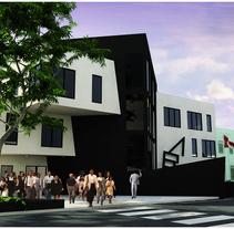 Centro de Convenciones. Un proyecto de 3D de Carlos Javier Fraga Méndez         - 22.07.2011