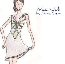 Nez Joli (casual). A Design&Illustration project by Nez Joli by Maria Casar         - 23.07.2011