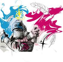 ilustraciones . A Illustration project by Josué Sotés - 01-08-2011